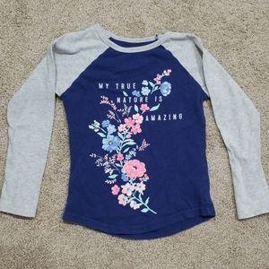 Girls Long sleeved shirt